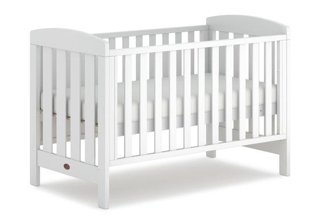 6歳までベッド『アリス』ホワイト