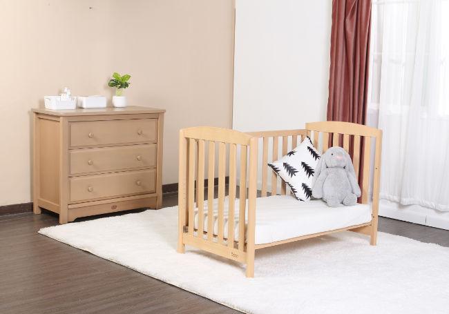 4歳までベッド『カプリ』