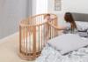 楕円形ベッド『オアシス』
