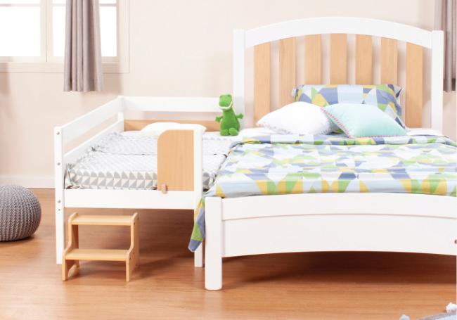 添い寝ベッド